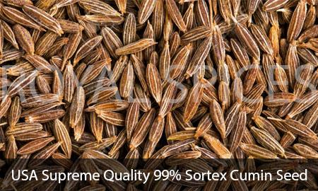 USA Supreme Quality 99% Sortex Cumin Seed
